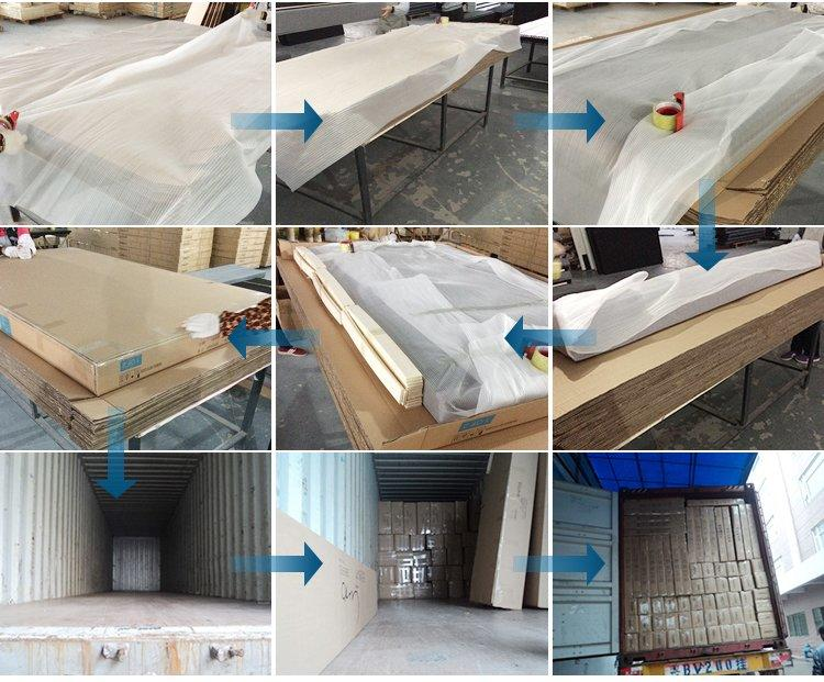 chip board as side french bed base Rayson Mattress Brand