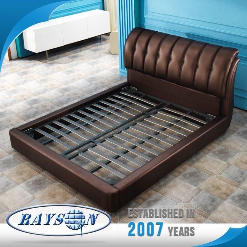 Qualité haut de gamme sur mesure cadre de lit en bois de luxe