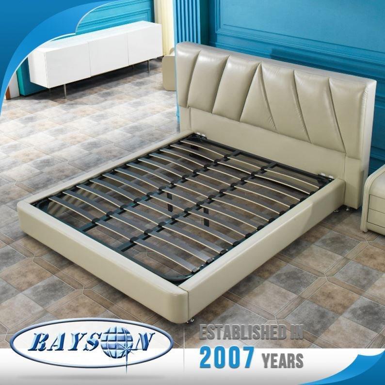 Cornice classica elegante Top qualità nuovo stile letto Queen-size