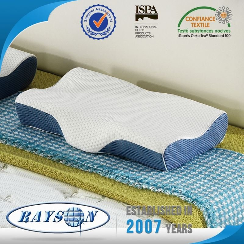 China Factory Highest Quality Memory Foam Mexican Pillow