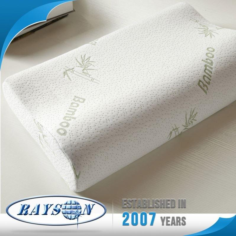 Hot Quality Sale Memory Foam Hypoallergenic Bamboo Pillows