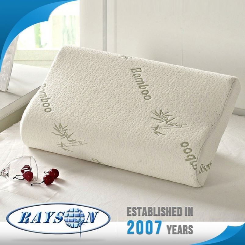 Exceptional Quality Memory Foam Pillow Large Pillows Bed