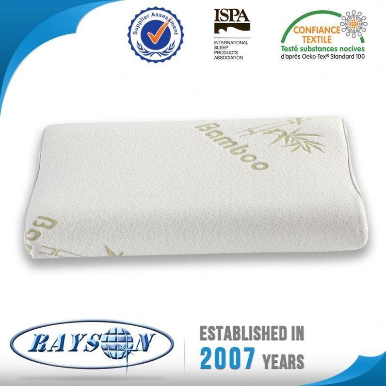 Top Class Hot Product Memory Foam Pillow Bamboo Charcoal