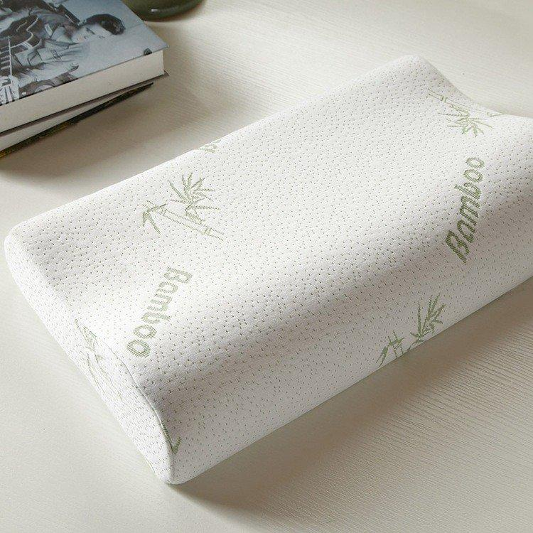 happy commercial cool contour memory foam pillow Rayson Mattress Brand
