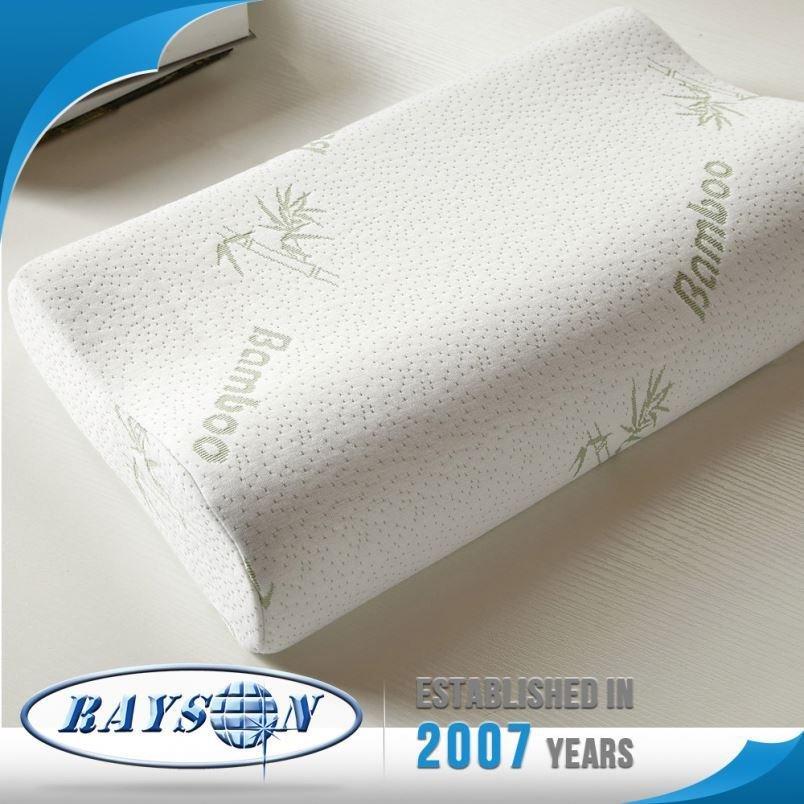Top Seller Hot Selling Bamboo Shredded Memory Foam Pillow