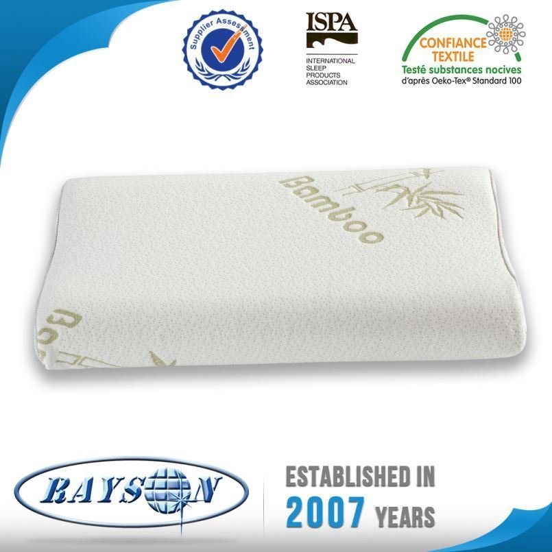 Top Selling Lowest Cost Memory Foam Bamboo Pillow