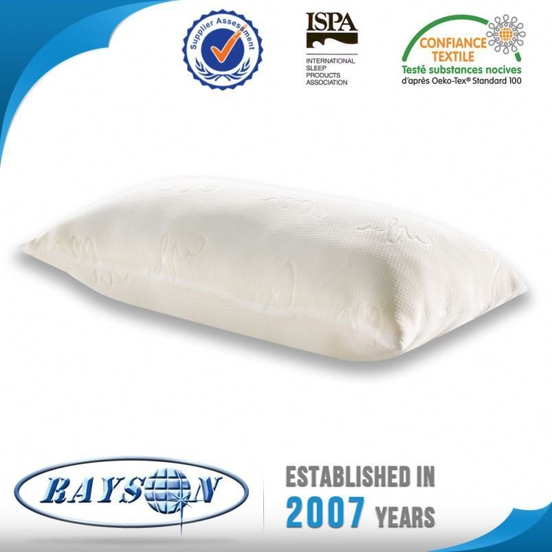 China Factory Cheap Prices Sales Memory Foam Hospital Pillow Manufacturer