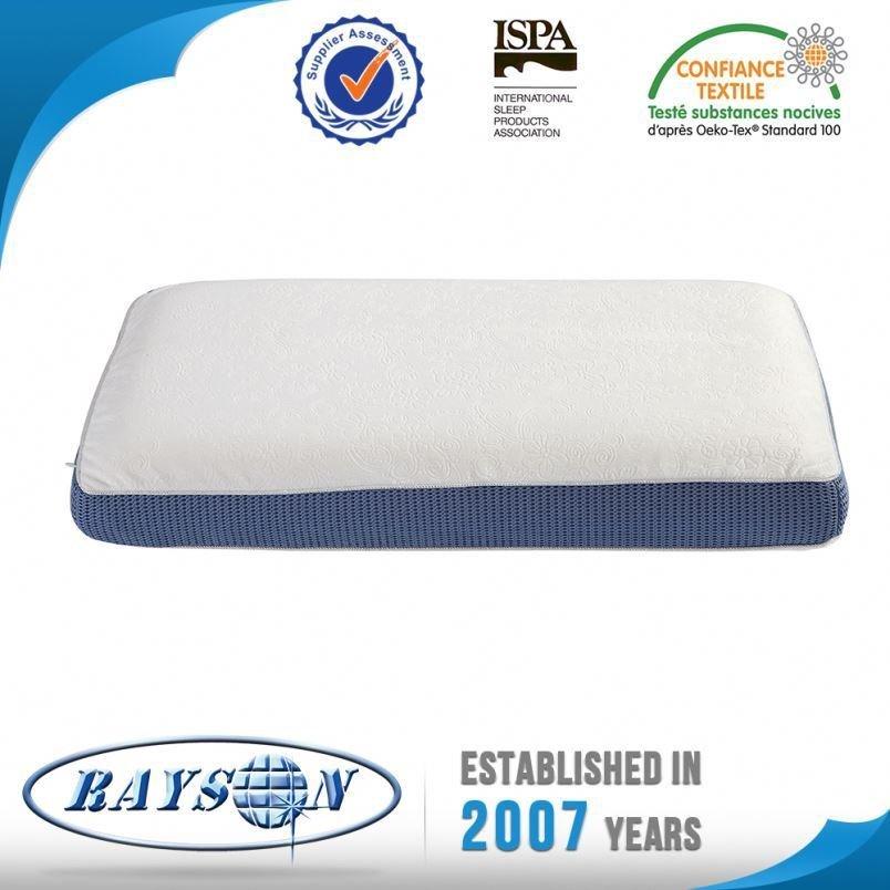 China Alibaba Promotional Memory Foam Chip Pillow