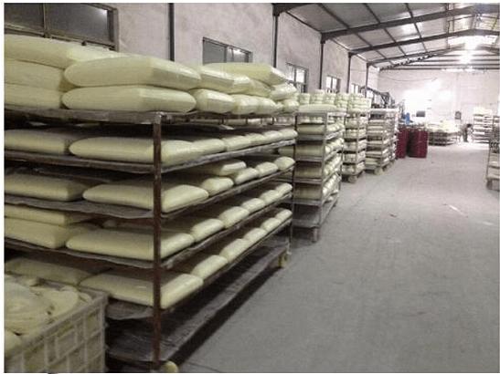 Rayson Mattress-China Alibaba Promotional Memory Foam Chip Pillow Customized 5 star hotel pillow bra-7
