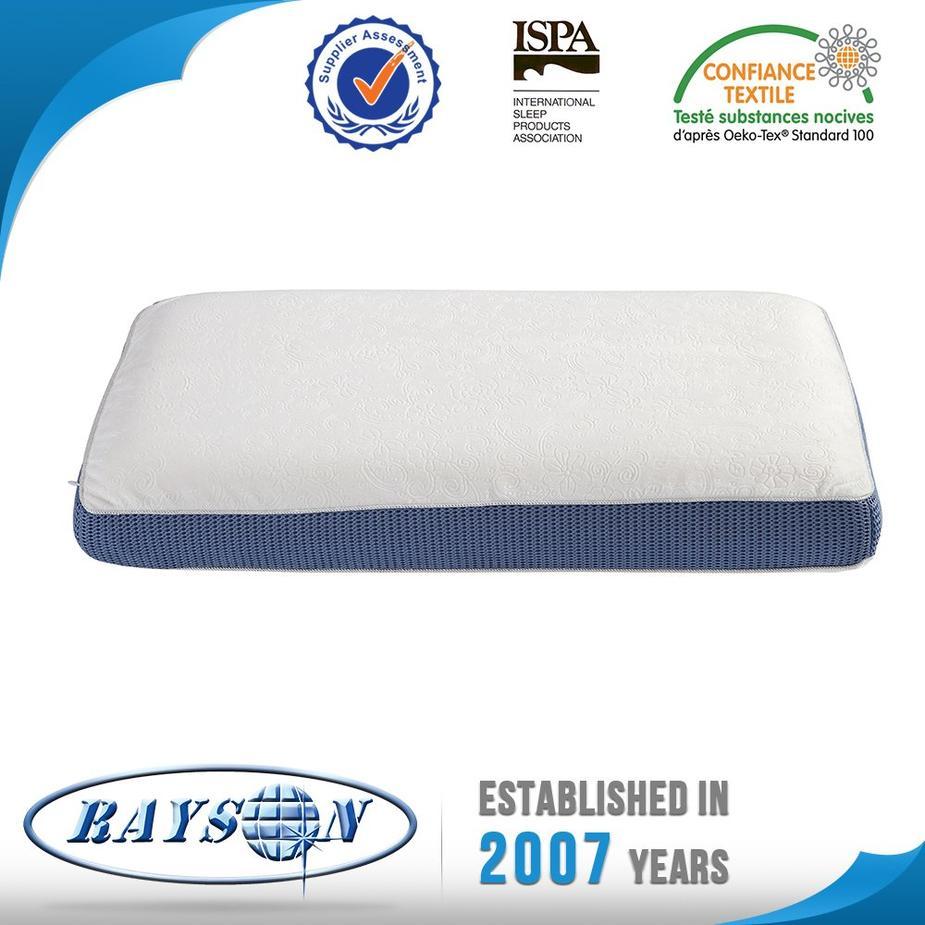 最高の販売カスタマイズ広告サイズ低反発枕