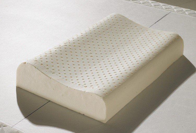Hot neptune best latex pillow 2018 hotsale bed Rayson Mattress Brand