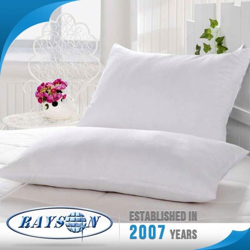 China Distributors Hot Sell Polyester Choice Hotel Pillows