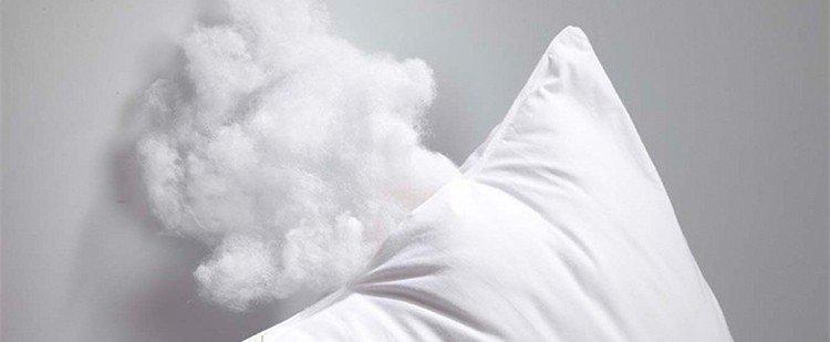 Rayson Mattress high grade fiberfill pillow manufacturers-5