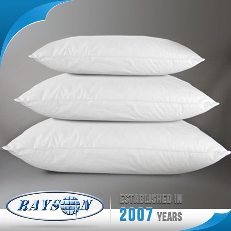 Bulk Products From China Low Cost Pillow Polyester Filled Pillows