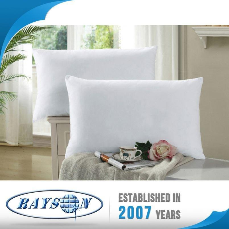Promotional Items China Reasonable Price Polyester Fiber Pillow