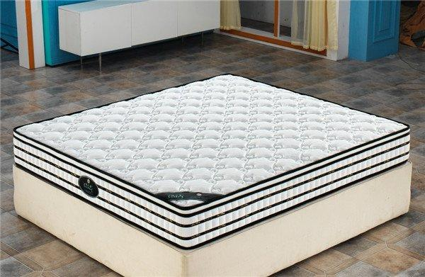 Bedroom Textile Durable Knitted Fabric Factory Price Spring Mattress