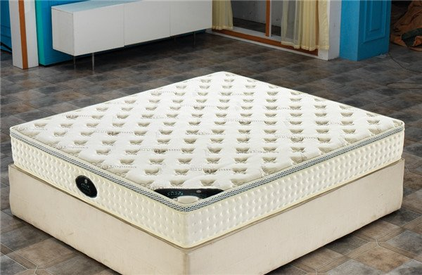 Rayson Mattress-Factory Price Royal Pocket Spring Competitive Price Comfort Mattress High Quality si-1