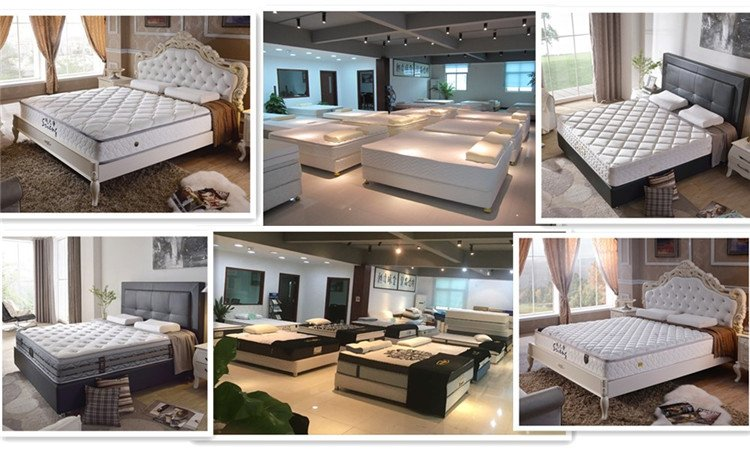 Rayson Mattress-Factory Price Royal Pocket Spring Competitive Price Comfort Mattress High Quality si-9