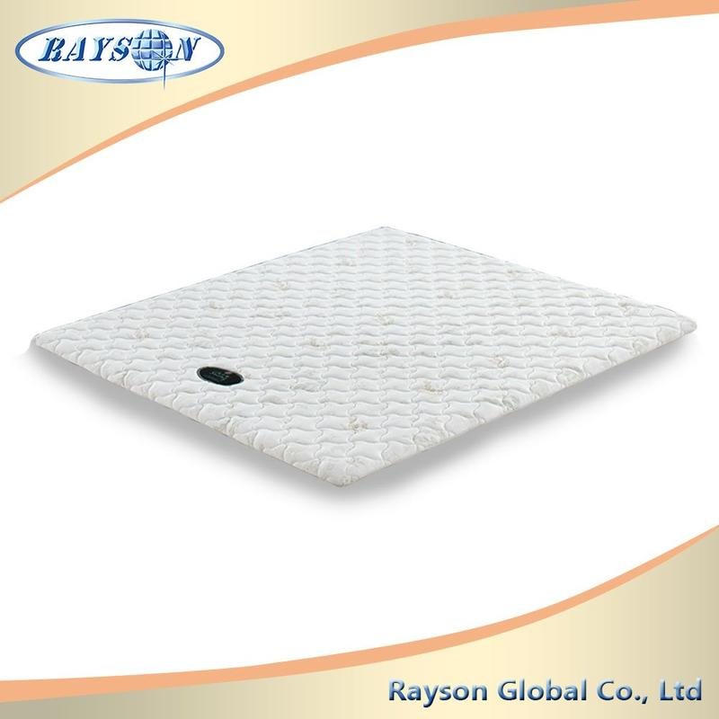 Medical BB Thin Knitted Mattress Ticking Fabric With Full Foam