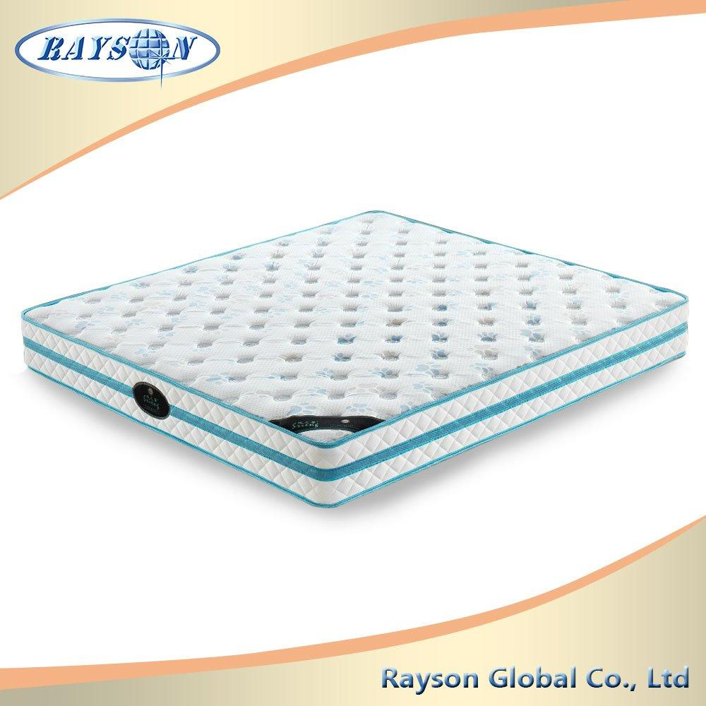 CFR1633 BS7177 Certificate Pocket Spring Nigh Sleep Mattress 200X200