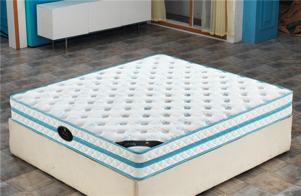 Rayson Mattress-CFR1633 BS7177 Certificate Pocket Spring Nigh Sleep Mattress 200X200 Cheap best matt-1