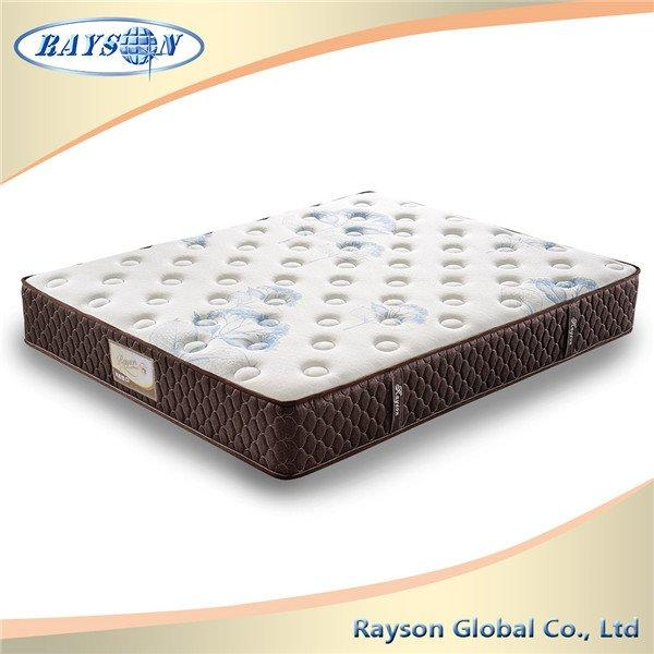 Royal Bedroom Pocket Spring Mattress Manufacturer Home Furniture In Cebu