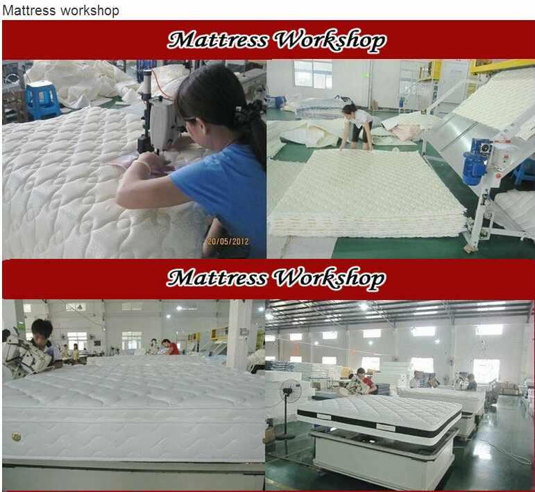 Rayson Mattress-Most Popular Sleep Comfort King Latex Mattress For Hotel Bedroom New latex foam matt-5