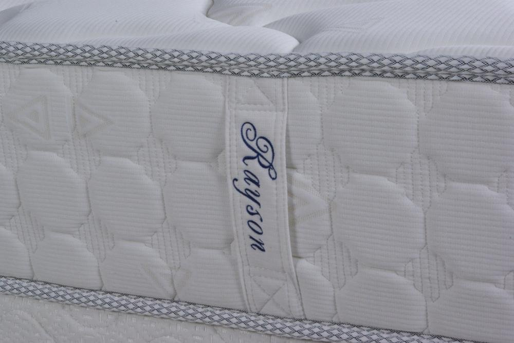 Rayson Mattress-Healthy Sleeping Posture Hospital Bed Sore Mattress Toppers Powerful latex memory fo-2