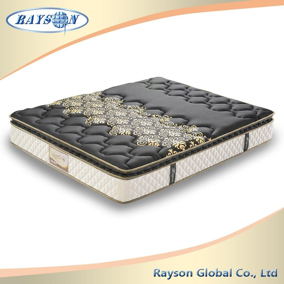 New Products 2016 Hotel Usage Vacuum Compressed Royal Bed Mattress