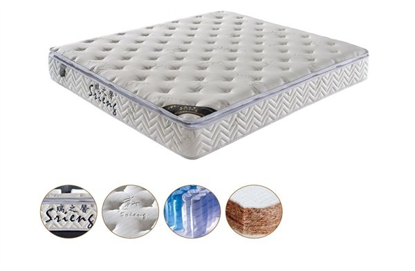 Rayson Mattress-Orthopedic Bamboo Mattress Protector For Hotel Bedroom Brand New discount mattress s-2