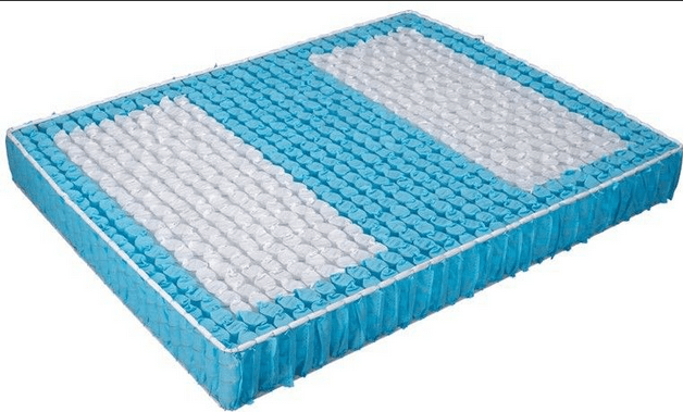 Rayson Mattress-Highly 27 Cm Foam Pocket Spring Hotel King Size Orthopedic Mattress Discount cheap m-3