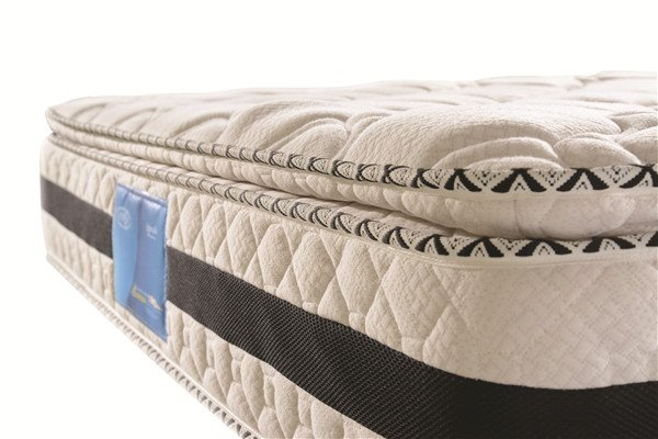 Rayson Mattress-Super King Comfortable Pillow Top Cot Bed Mattress Portugal Excellent Quality cheap -2