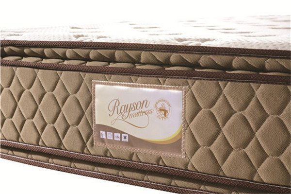 Rayson Mattress-Japanese 2016 Thick Double Pillow Top Spring Mattress Wholesale Hot-selling memory f-3