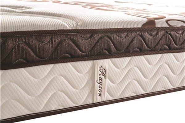Rayson Mattress-Convoluted Foam Euro Top Mattress indian bedroom furniture designs Buy memory foam m-3