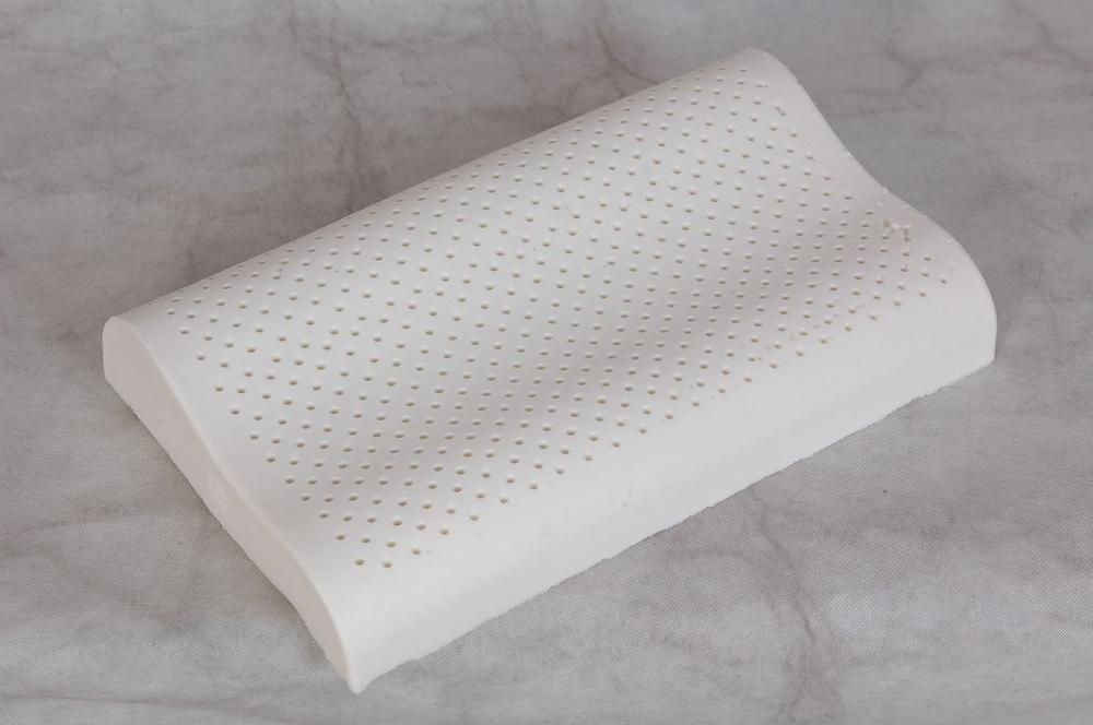 Rayson Mattress-Custom Printed Natural Latex Foam Wholesale Pillow Cases With Knitted Fabric Cover C-2