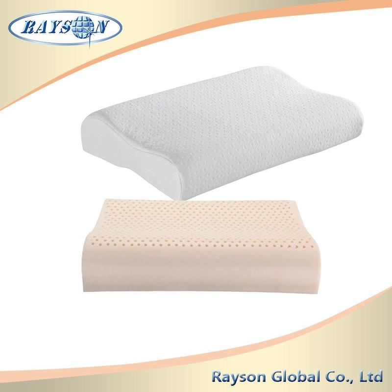Self-Ventilating Structure 100% Natural Talalay Latex Pillow