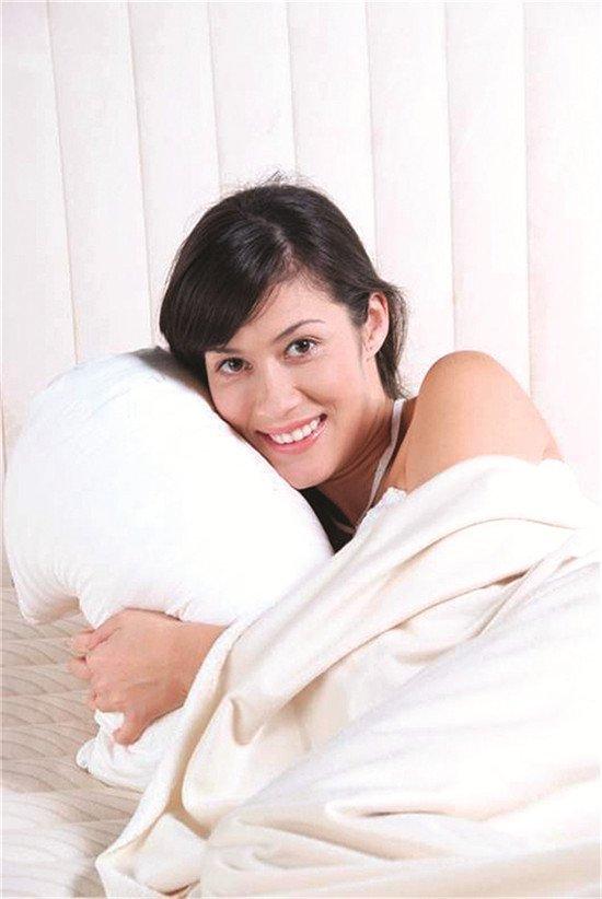 Rayson Mattress-Bedding Neck Support Siliconized Polyester Fiber Pillow Brand New memory foam mattre-4