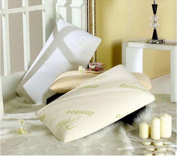 Rayson Mattress-Hotel Furniture Anti-Acarien Polyester Silicon Fiber Pillow Buy memory foam mattress-2