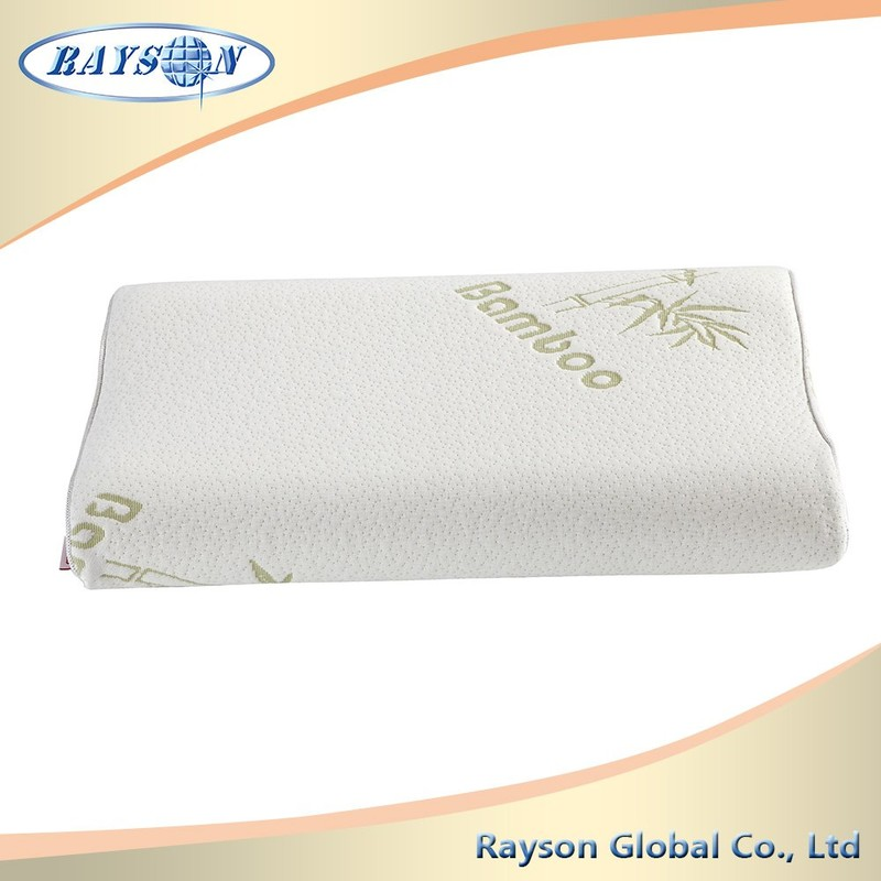 Sleep Health Anti-Acarien Memory Foam Neck Cervical Pillow