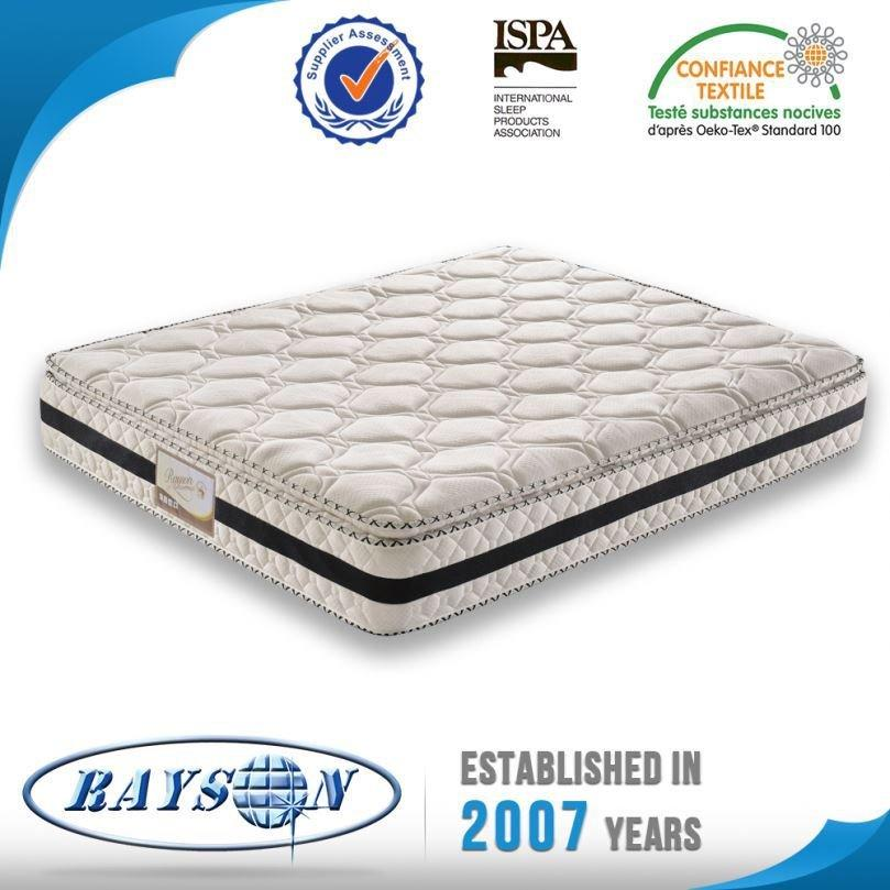 Top Grade Customized Size Furniture Hot Sales Mattress