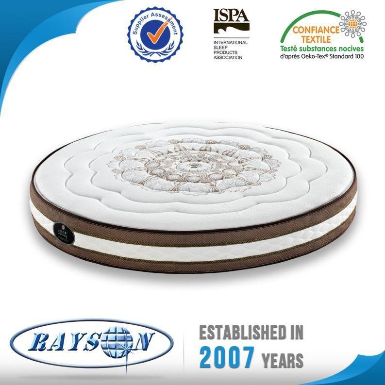 Best Selling Quality Queen Size Circular Mattress