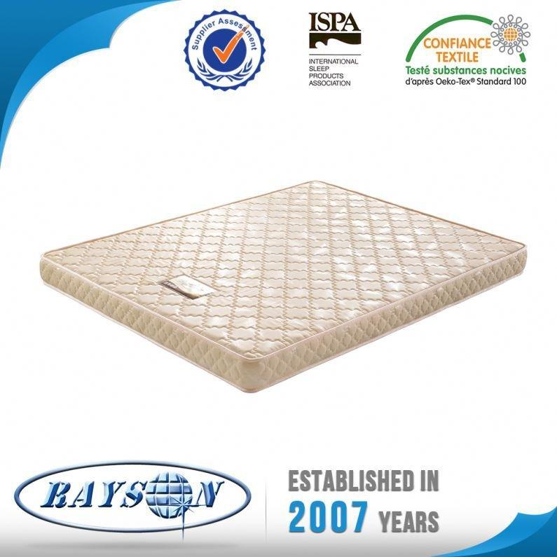 Ispa Certification Custom Size Compressed Cheap Bed Sponge Mattress