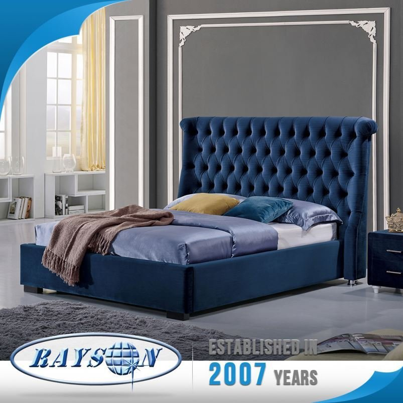 Newest High Quality Stylish Modern King Bed