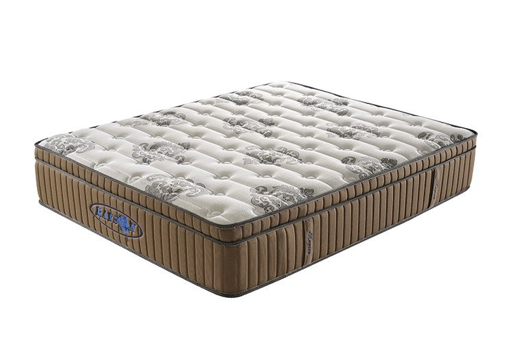 Rayson Mattress-high-class-natural-latex-pocket-spring-gel-memory-foam-mattress-2