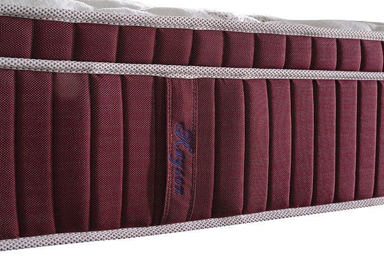 Rayson Mattress-Hot Sales Gel Memory Foam Pocket Spring Mattress With Foam Encased From-7