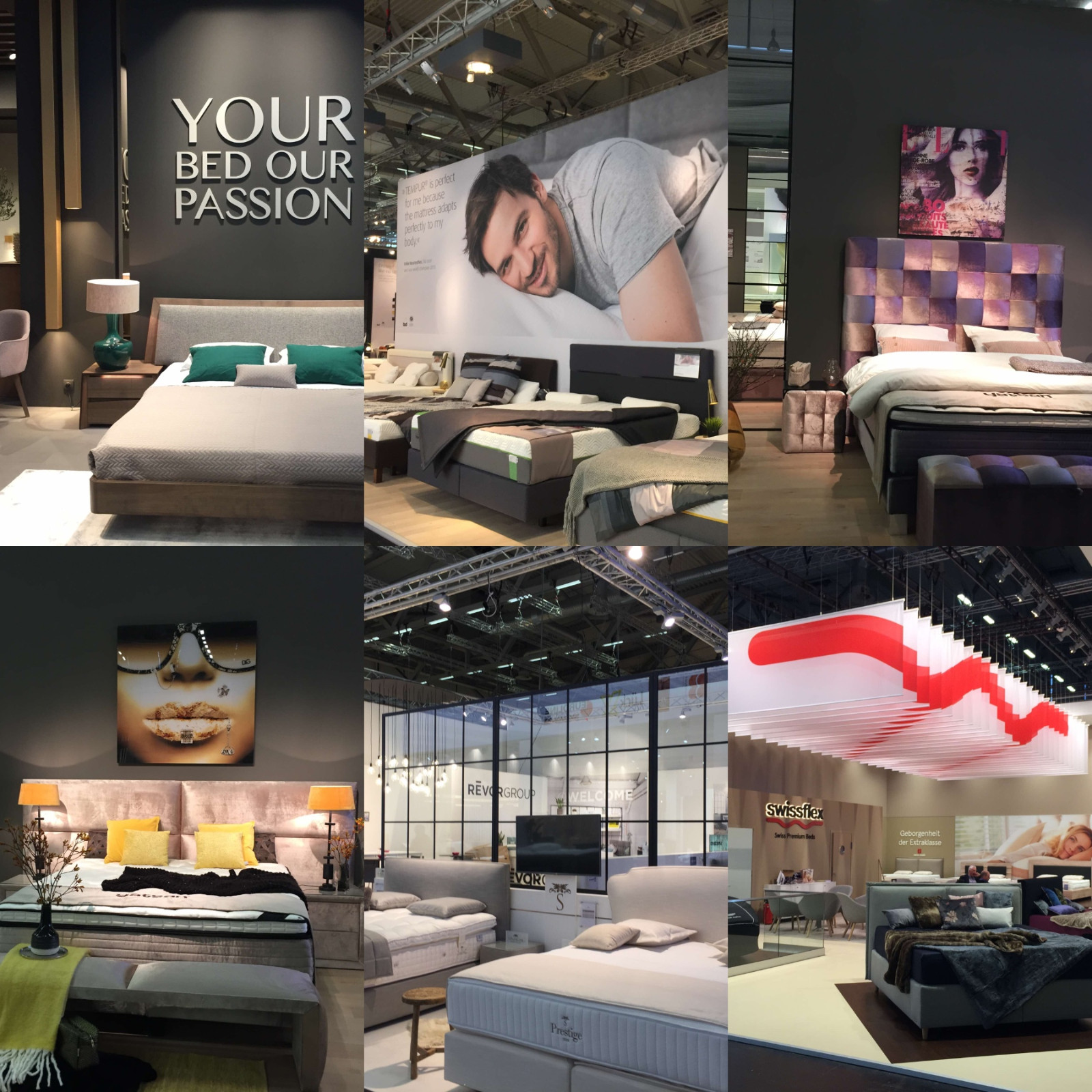 Rayson Mattress-Rayson Mattress Gained A Great Success In Cologne Imm Furniture Show |