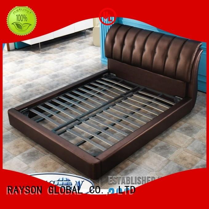 Custom classic roll hotel bed base Rayson Mattress prison
