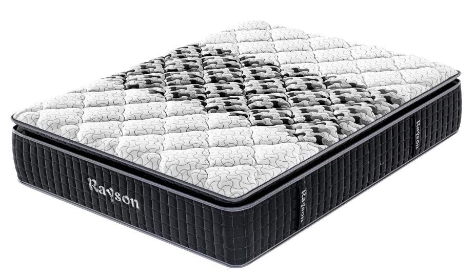 Rayson Mattress-Pocket Springs For Sale | Visco Memory Foam Pillow Top Spring Mattress