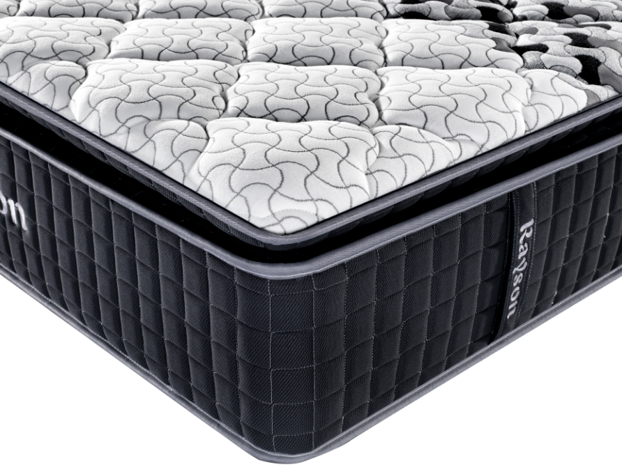 Rayson Mattress-Pocket Springs For Sale | Visco Memory Foam Pillow Top Spring Mattress-8