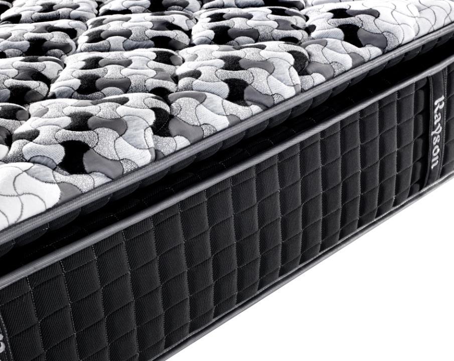 Rayson Mattress-Pocket Springs For Sale | Visco Memory Foam Pillow Top Spring Mattress-9